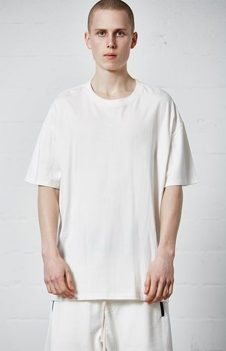 9acde734 FOG - Fear Of God Essentials Boxy T-Shirt in white $40. | My Style ...