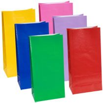 make clubhouse characters bulk small colorful paper gift sacks 10ct packs at