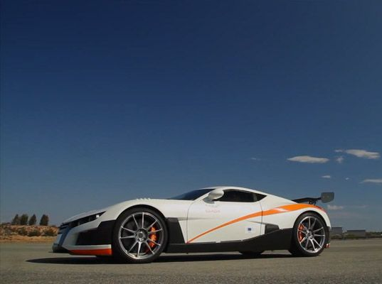 What Electric Car Has The Most Horsepower