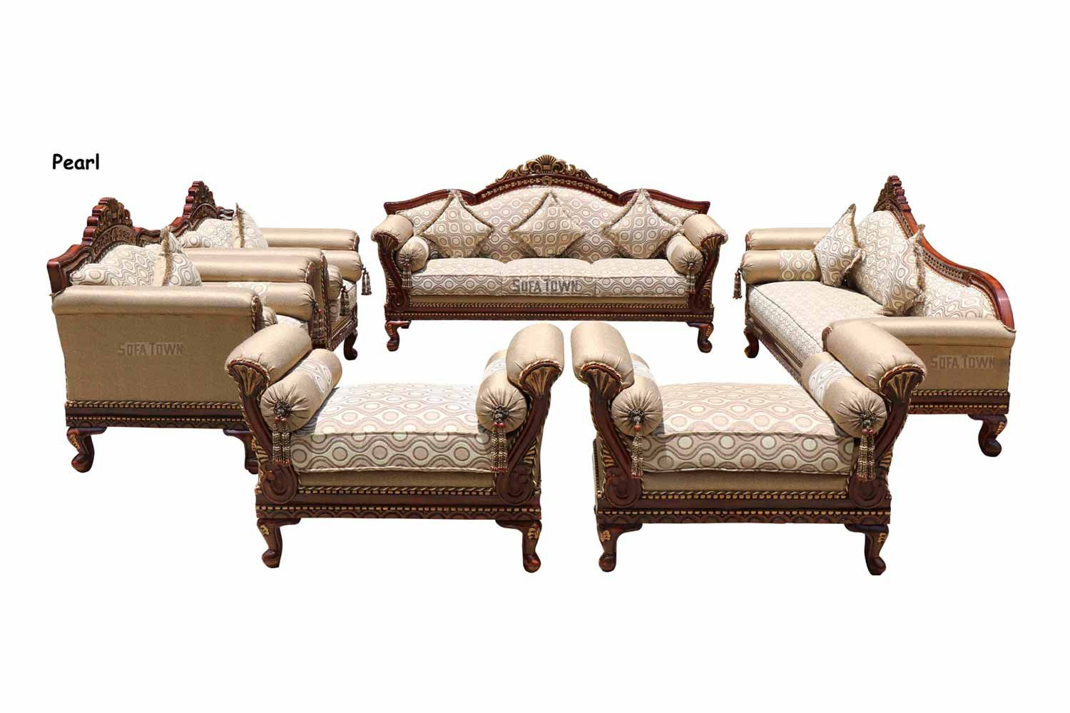 Buy Marriott 3 Seater Wooden Sofa Honey Finish Online In India Wooden Street Furniture Design Living Room Wooden Sofa Designs Living Room Sofa Design