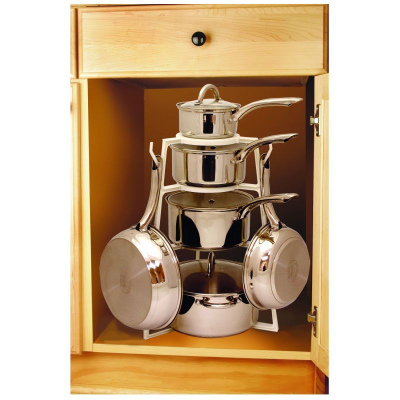 Hold N Storage Under Sink Pan Tree PTP01 By Range Kleen
