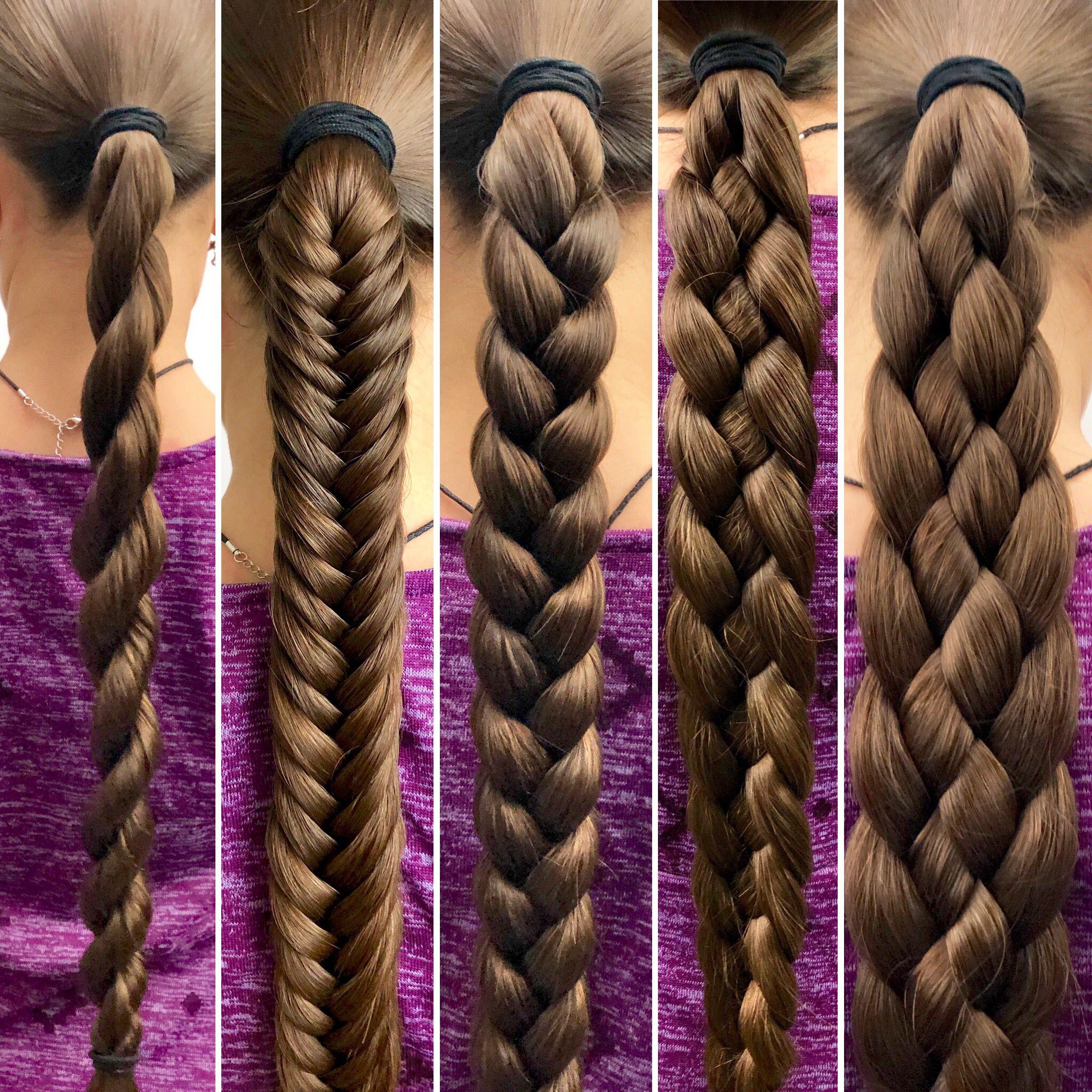 Épinglé par Oceane sur coiffure en 2019 Coiffures à