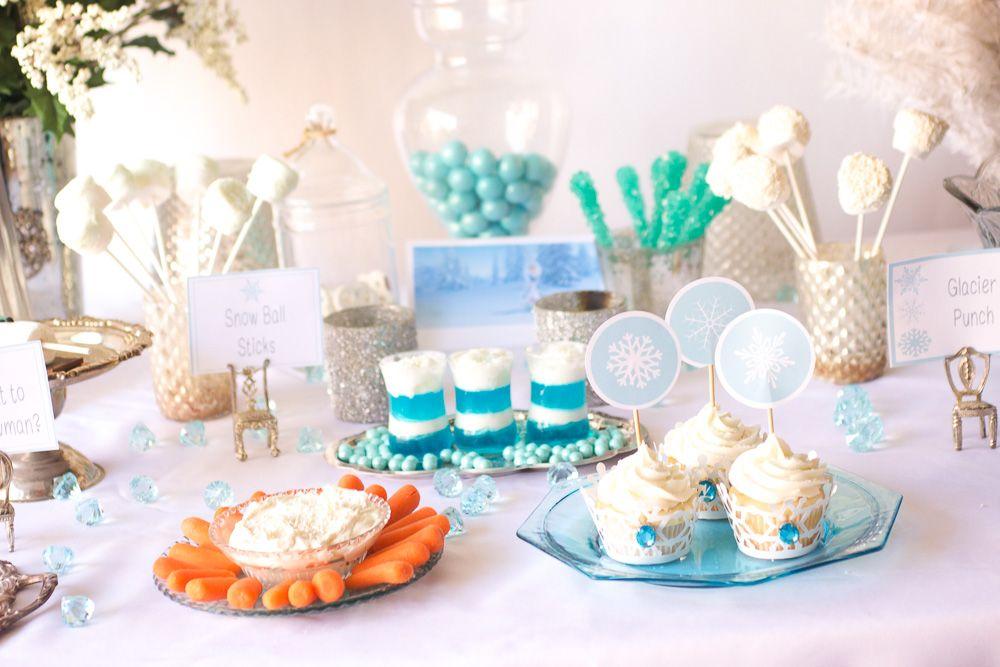 Tavolo Compleanno ~ Festeggiamo con biancaneve biancaneve festa e compleanno