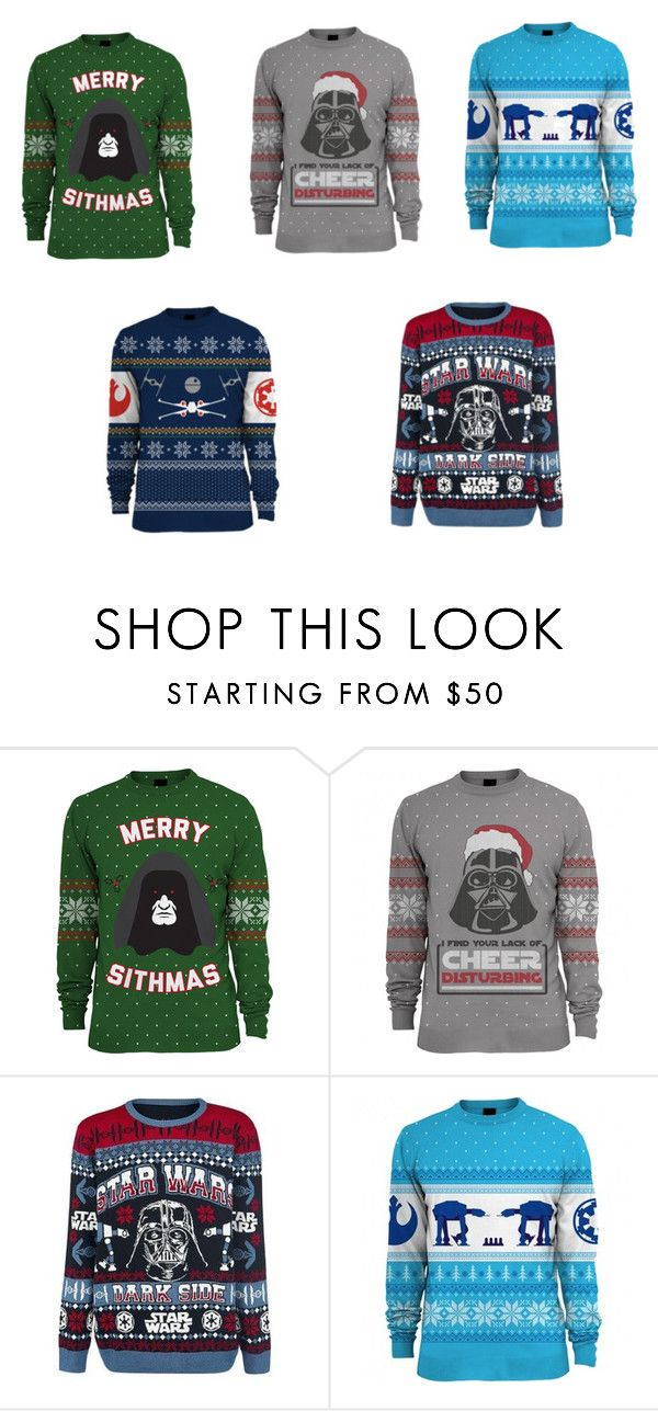 Star Wars Christmas Sweaters\