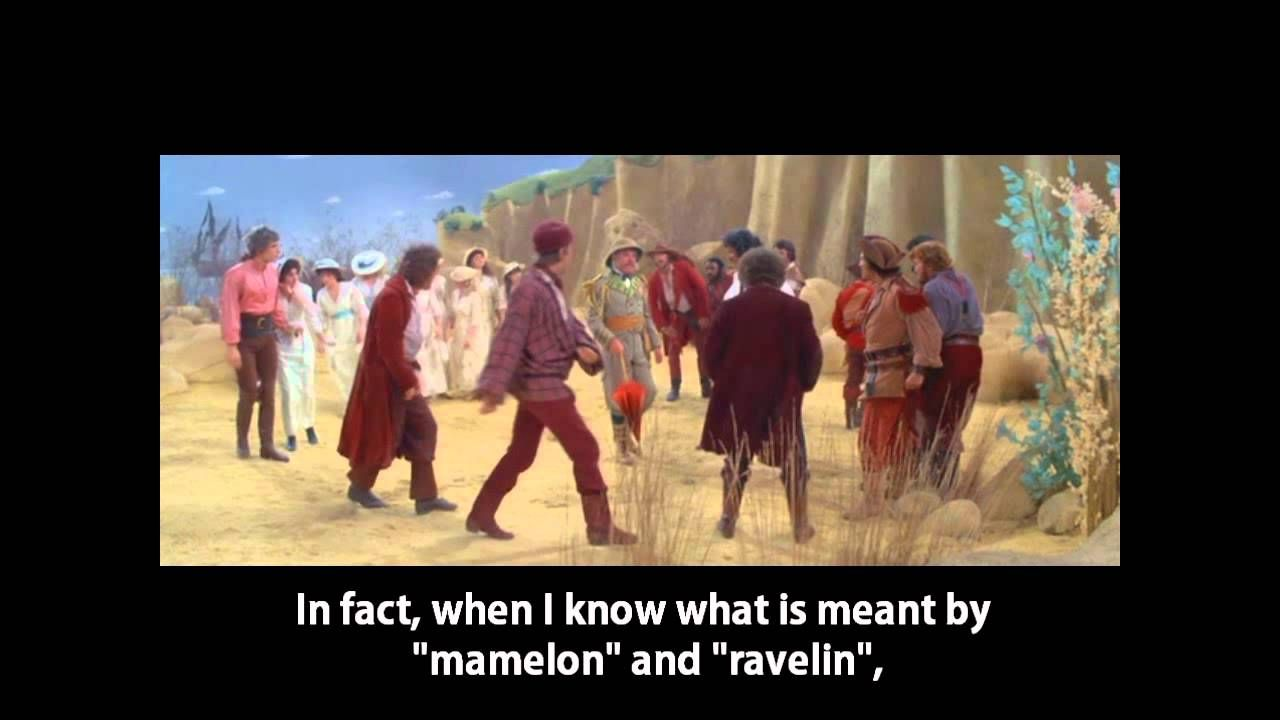 Pirates Of Penzance Major General S Song 1983 Songs Penzance Major General