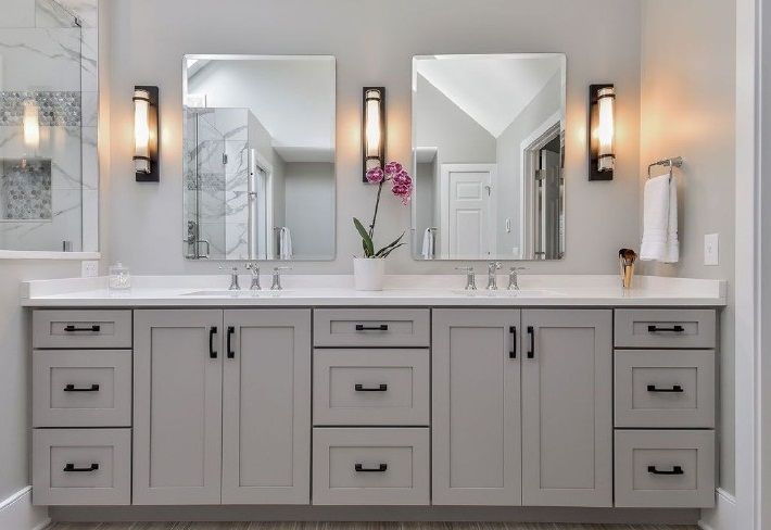 Photo of 40 amazing decor ideas for the bathroom and remodel