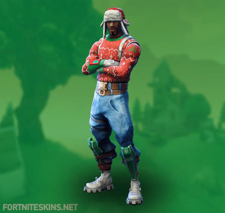 Fortnite Yuletide Ranger Outfits Fortnite Skins Fortnite Ghoul Trooper Epic Games Fortnite