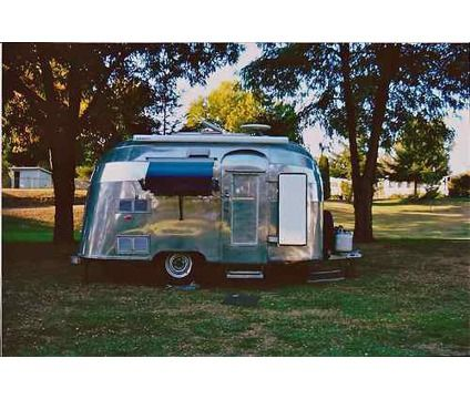 Vintage Airstream 16 Bubble 1 9 5 Is A 1955 Trim Camper