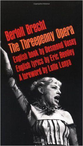 Amazon Com The Threepenny Opera Penguin Classics 9780143105169 Bertolt Brecht Ralph Manheim John Willett Nadine The Threepenny Opera Opera Paperbacks