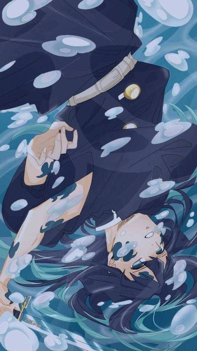 𝓜𝓲𝓼𝓽 𝓟𝓲𝓵𝓵𝓪𝓻 In 2020 Anime Demon Slayer Anime Anime Wallpaper