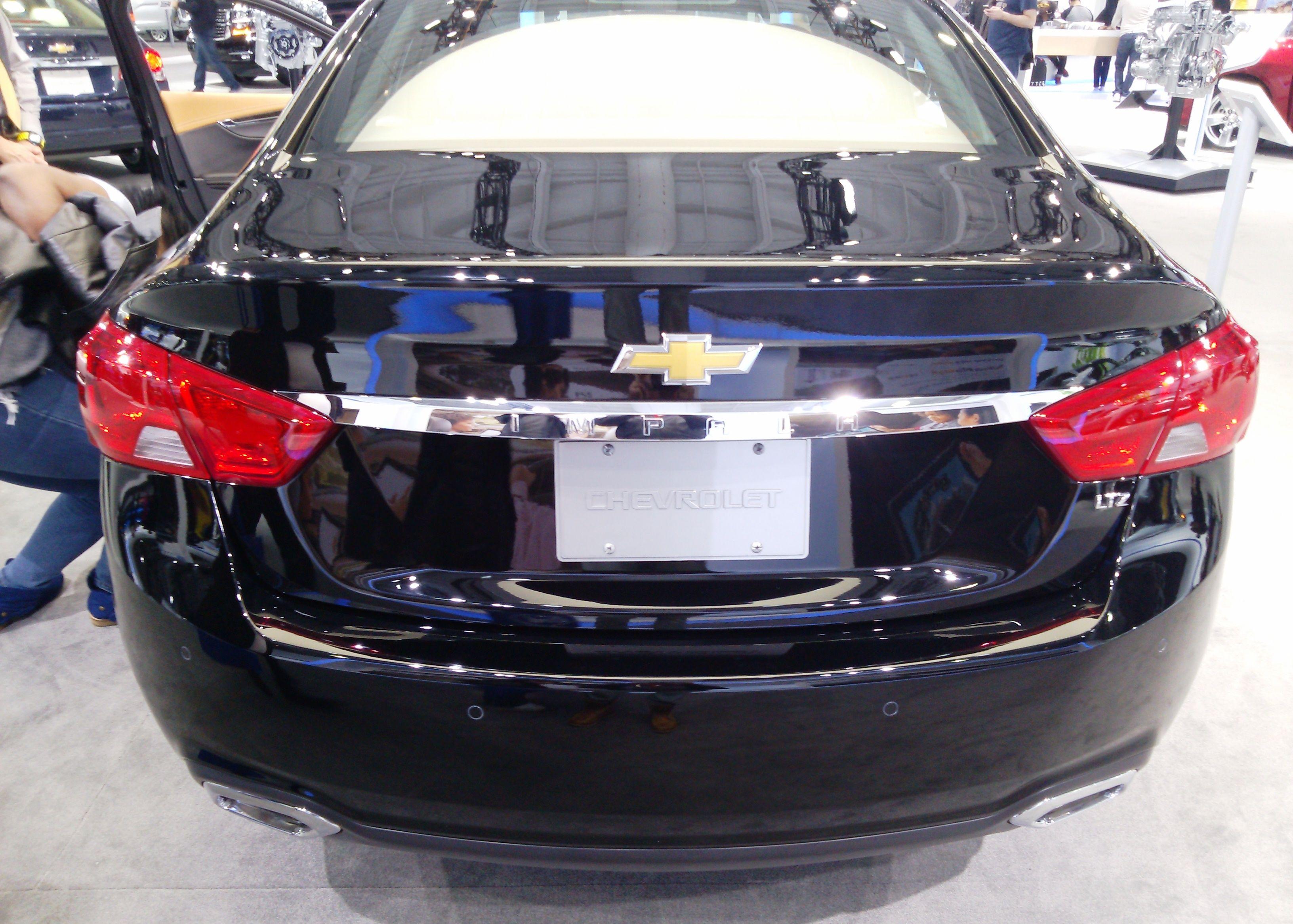 Chevrolet- Impala