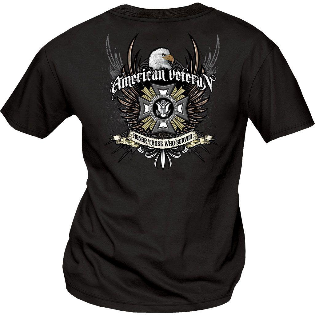 "Recognize dedication and sacrifice in ""American Veteran"