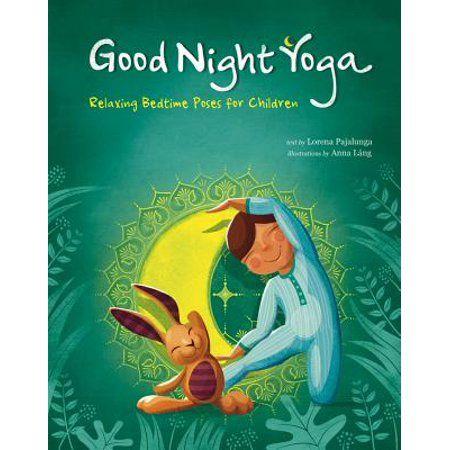 books in 2020  night yoga bedtime yoga yoga