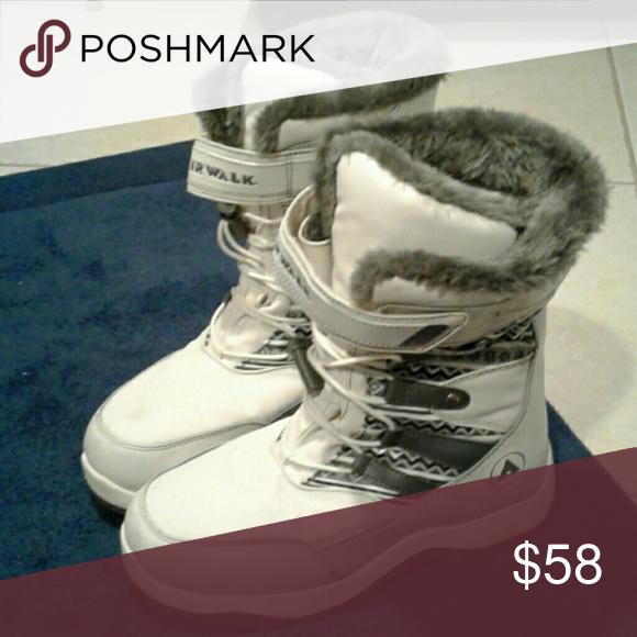 Airwalk snow boots   Boots, Airwalk