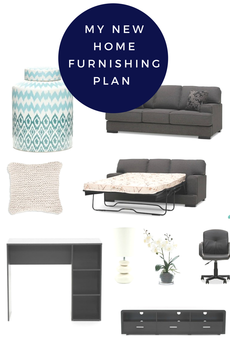 My New Home Furniture Plans (Part Two) Plus SuperAmart Giveaway ...