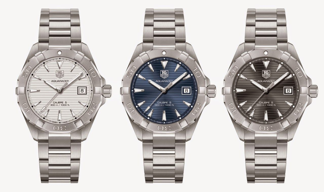 Pin by Flint on Tag Heuer | Tag heuer aquaracer automatic ...