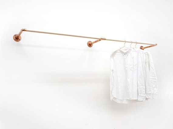 W Rack Wall Mount Clothing More
