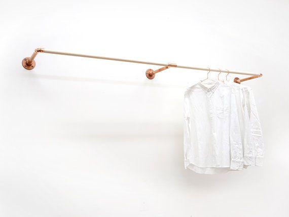 W Rack Wall Mount Clothing