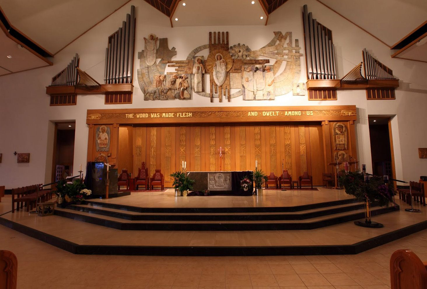 Florida | Epiphany Catholic Cathedral In Venice, FL   Inside View From Your  Trinity Stores