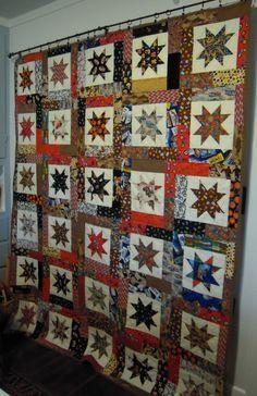 Lucky Stars Pattern | retacitos | Pinterest | Lucky star, Star ... : lucky star quilt pattern - Adamdwight.com