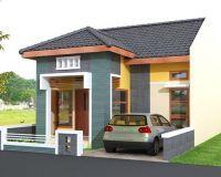 11 contoh gambar desain rumah kost minimalis sederhana