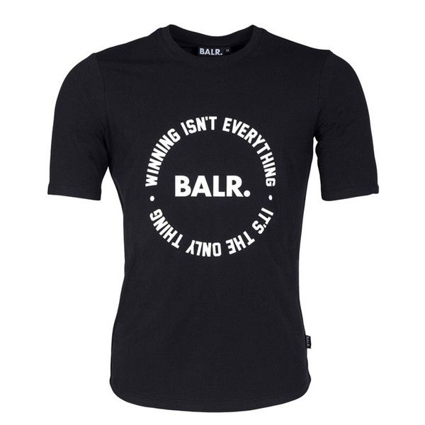 Unsere Größe ist Euro-Größe, aber schlankes Design. #männer #balr #t-shirt #homme #baumwolle #balred...