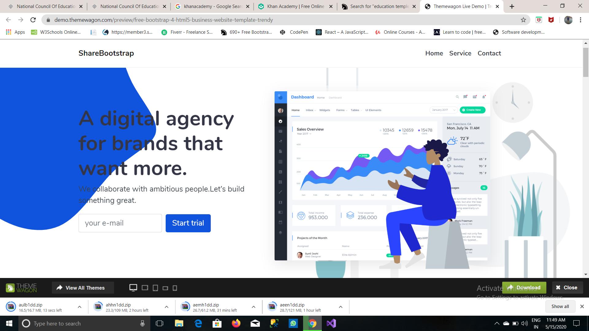 Stunning Dynamic Website Design In 2020 Website Design Digital Agencies Digital Marketing