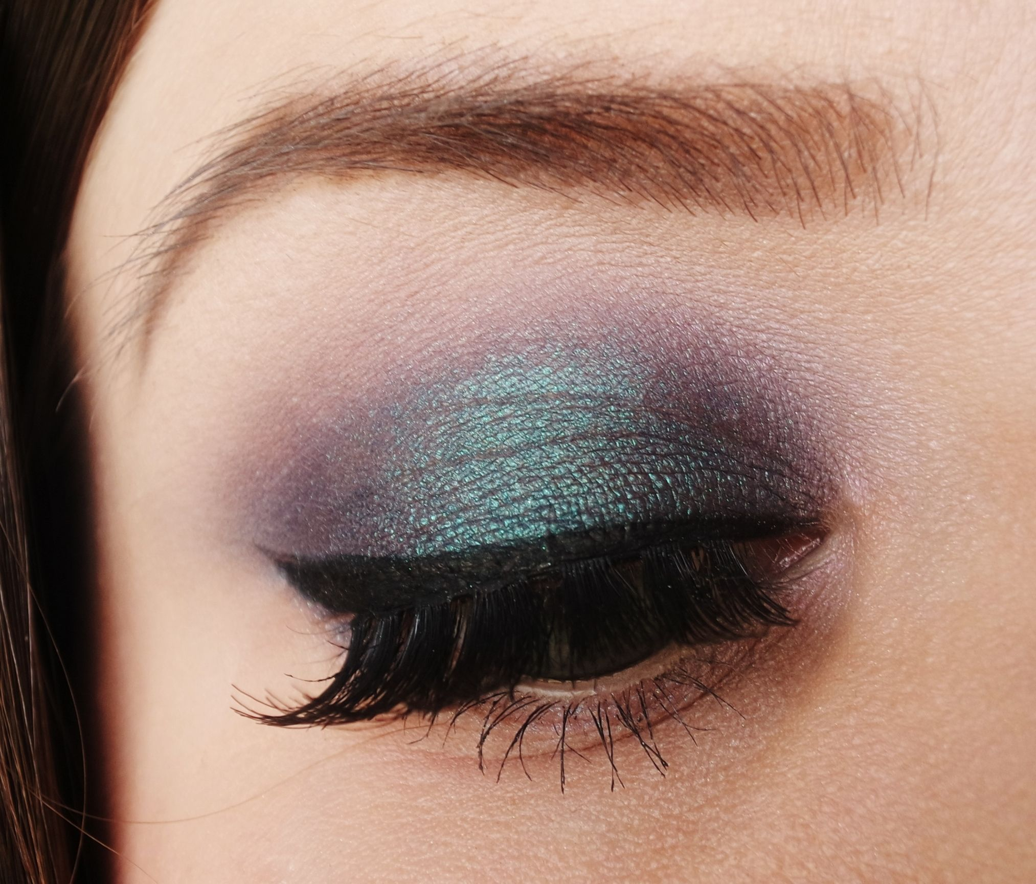 Makeup geek duochrome eyeshadow in blacklight makeup geek makeup geek duochrome eyeshadow in blacklight makeup geek eyeshadow in rockstar look by baditri Image collections