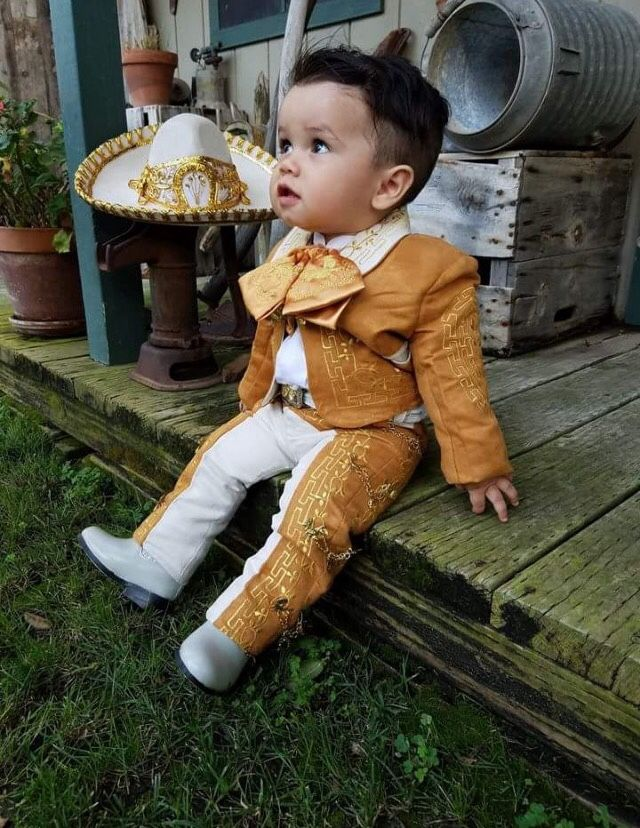 Boys Baptism Outfit Charro Outfit Details and Traditions Boys Charro