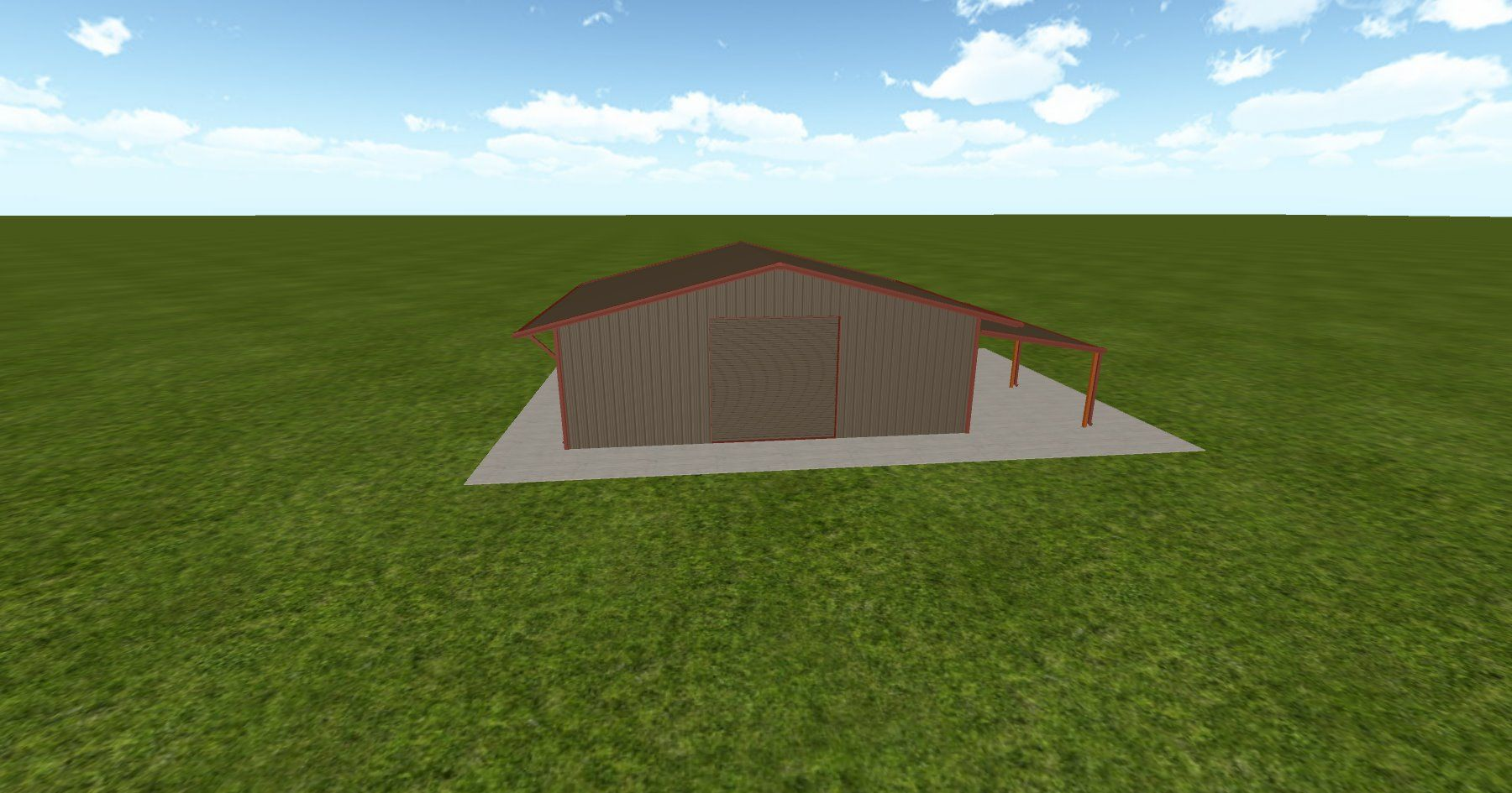 Cool 3D #marketing http://ift.tt/1XWgqrt #barn #workshop #greenhouse #garage #roofing #DIY