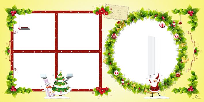 Plantilla child 29x58 para la creaci n de foto libros - Motivos de la navidad ...