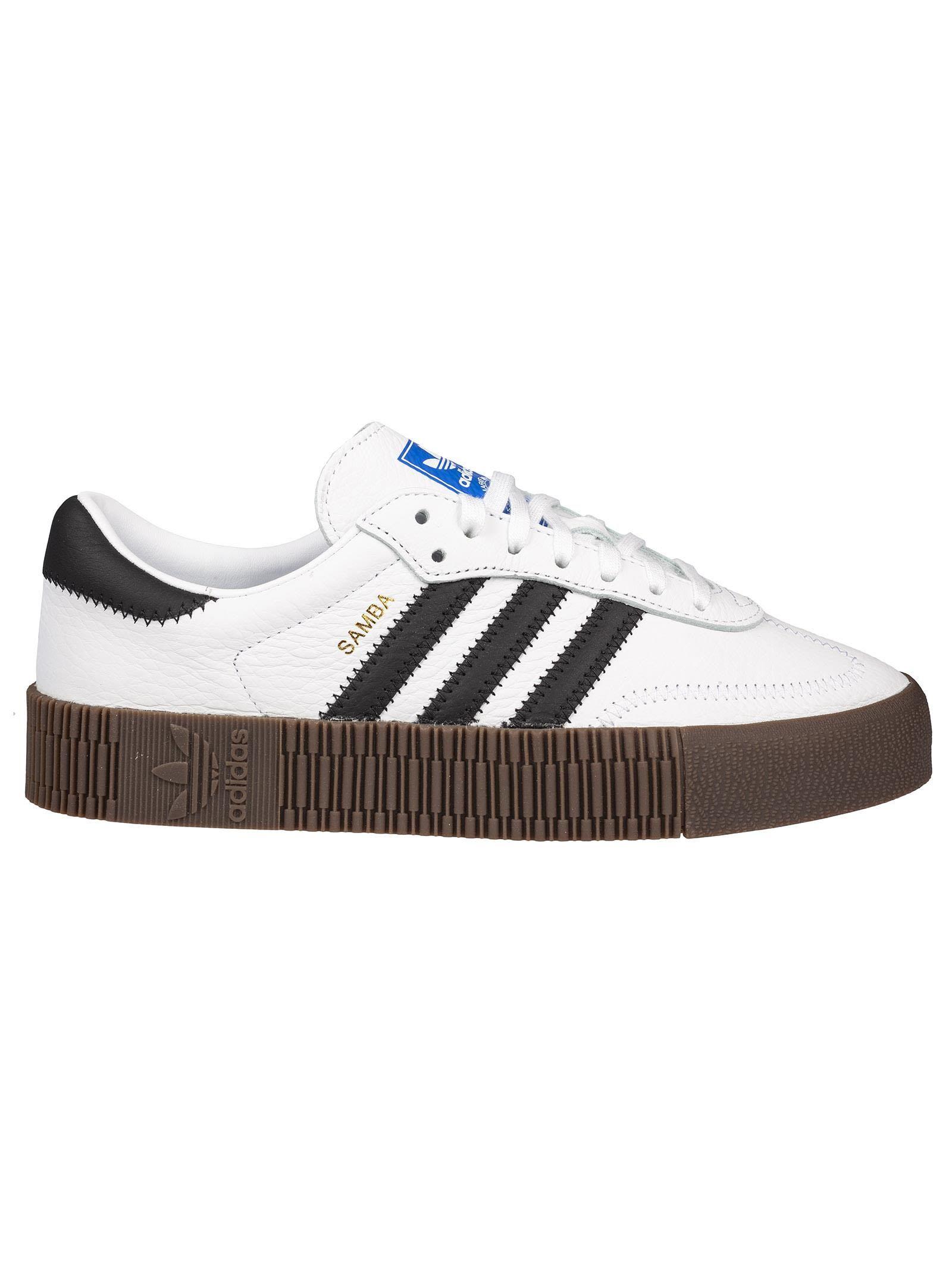 save off 7cede e1e62 ADIDAS ORIGINALS SAMBAROSE SNEAKERS.  adidasoriginals  shoes