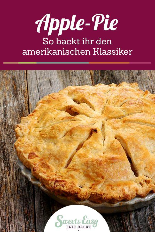 Apple-Pie: So backt ihr den amerikanischen Apfelkuchen #applepierecipe