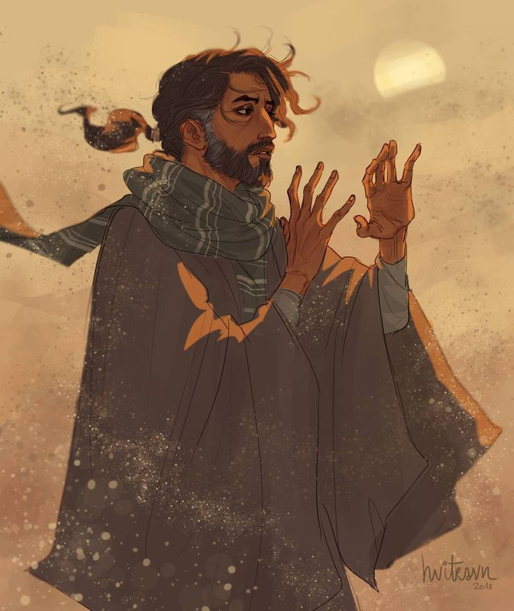 Kareem: A kindly merchant who travels with his you... - #fantasy #Kareem #kindly #merchant #travels #father