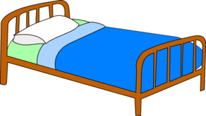 Ekitanda Bed Bed Clipart Bed How To Make Bed