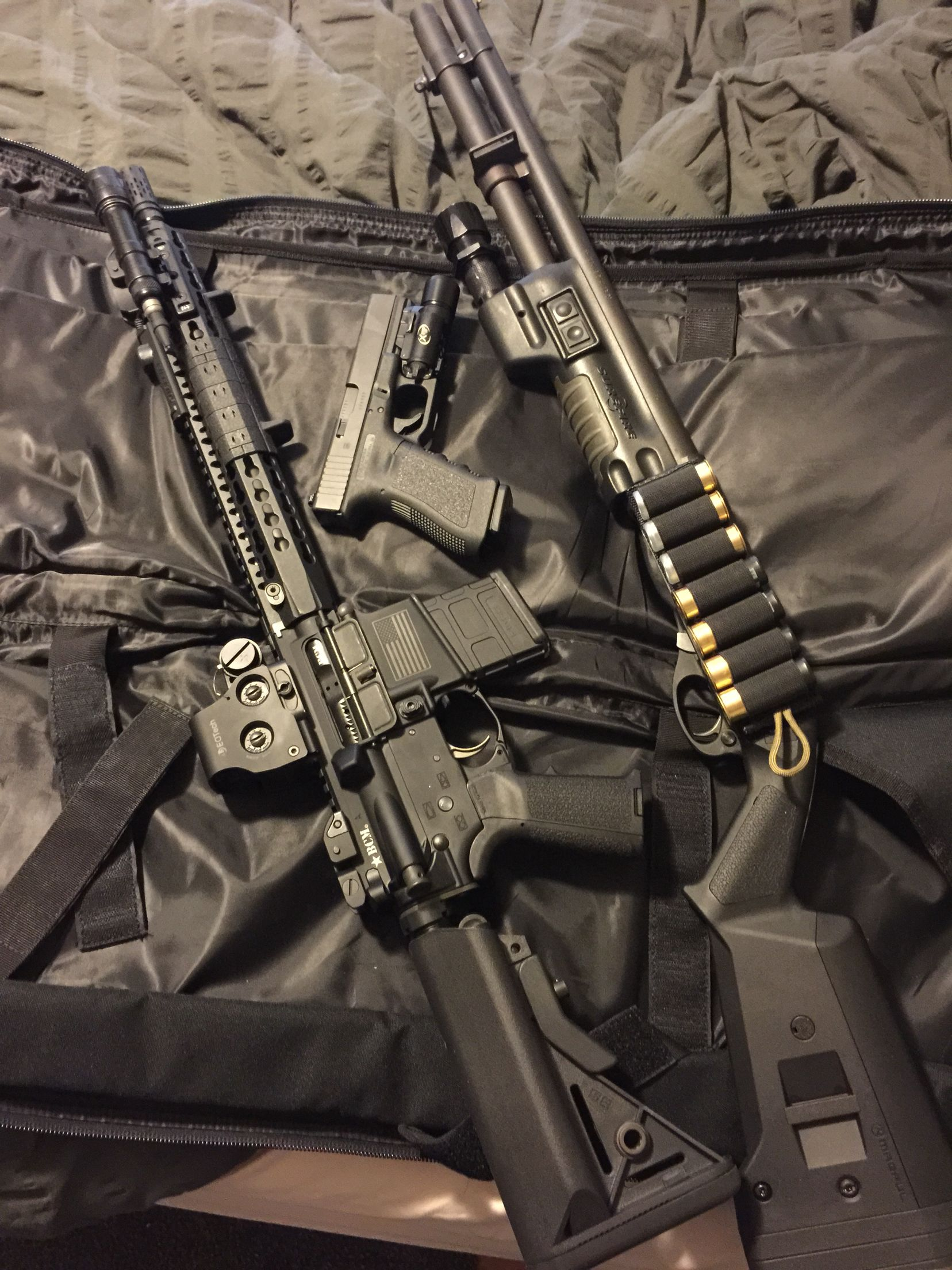 My Shtf Setup Guns N Gear Firearms Weapons Pin Parts List Remington 870 Tactical Upgraded Extractor Vang Comp On Shotgun And Ammo
