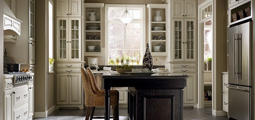 thomasville kitchen cabinet cream | home hold design reference