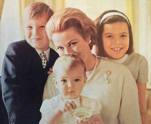 Pin by Maidalisa Solon on Grace Kelly and the Royals of Monaco ...
