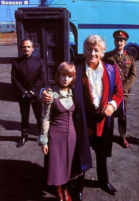 BBC One - Doctor Who, Season 8, Terror of the Autons