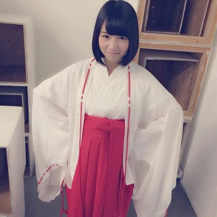 北野日奈子 巫女