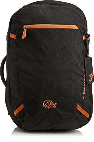 Lowe Alpine AT Carry-On 40 Hiking Backpack - Anthracite Amber 60fb3633d6345
