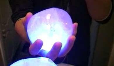 ice bulbs diy cardboard lighting solutions and lamps
