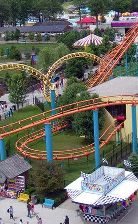 Michigan S Adventure Travel Vacation Ideas Road Trip Places To Visit Muskegon Mi Water P Michigan Adventures Michigan Travel Amusement Park Rides