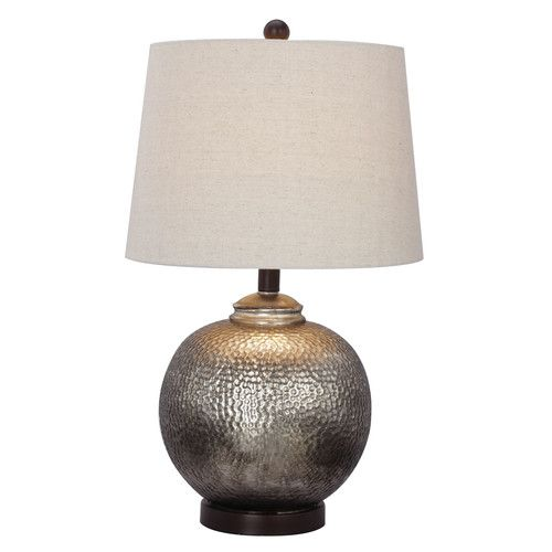 Found It At Wayfair Dax 24 Table Lamp Metal Table Lamps Mercury Glass Table Lamp Table Lamp