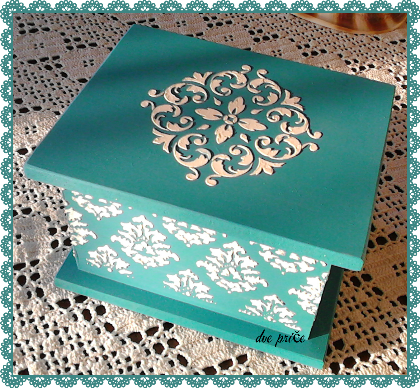 Ideas To Decorate A Box Httpswwwfacebookpagesdvepricehomedecor
