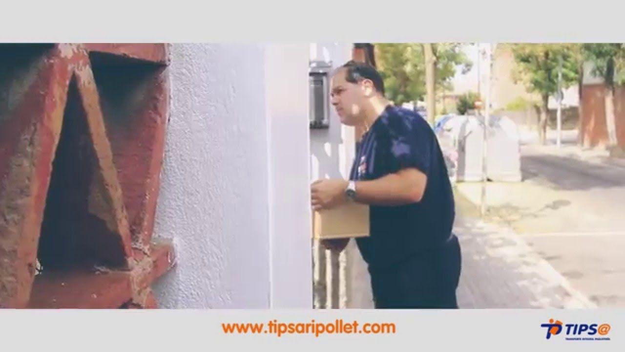 Tipsa Ripollet: Transporte de Mensajería y Paqueteria Urgente.