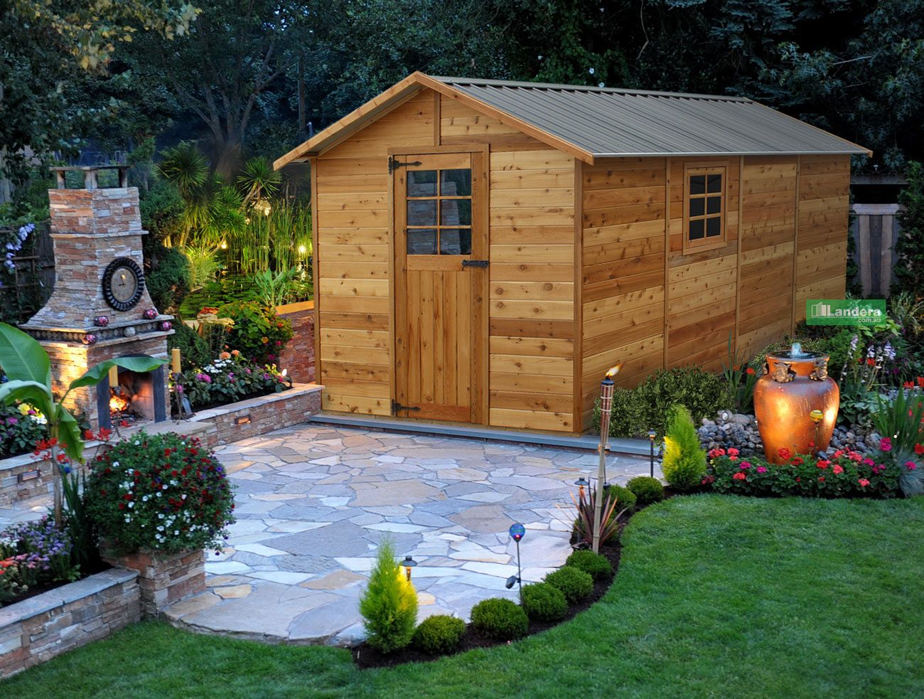 our cedar shed chatswood available at http www landera com au