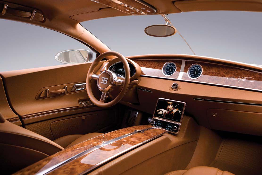 Bugatti Galibier > La Bugatti Galibier aurait ses chances d\'être produite (finalement)