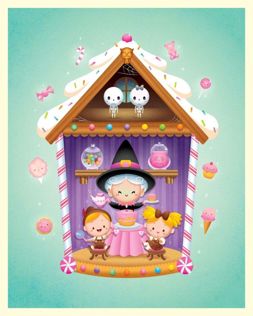Merveilleux Jerrod Maruyama Illustration Cute Art Kawaii Art Cute Illustration