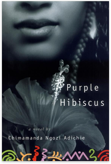 Purple Hibiscus Book Cover Books Purple Hibiscus Best Summer